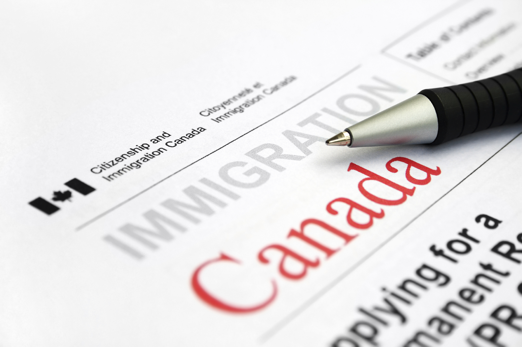 Canada Reliant on Immigration for Population Growth