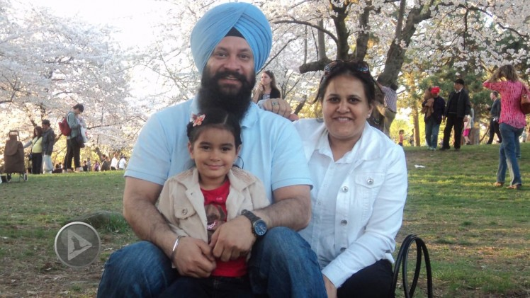 An immigrant success story: Sukhjit Singh