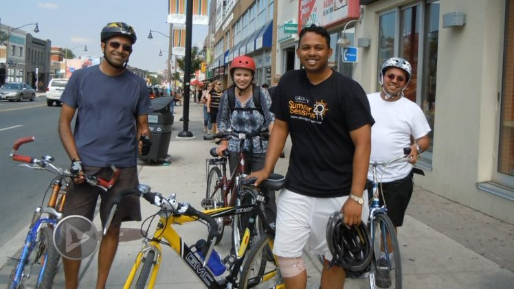 Explore Toronto with Bike Host