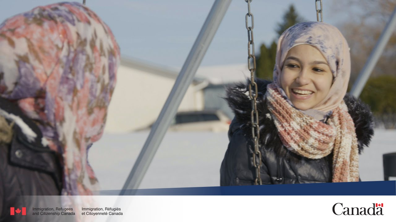 Refugees Building A New Life In Canada