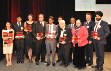 Achievements of immigrants recognized in Calgary