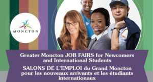 Moncton jobs for newcomers