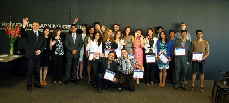 Internationally trained architect - The graduating I-PLAN class of Cohort 7