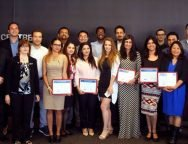 Internationally trained architect – The graduating I-PLAN class