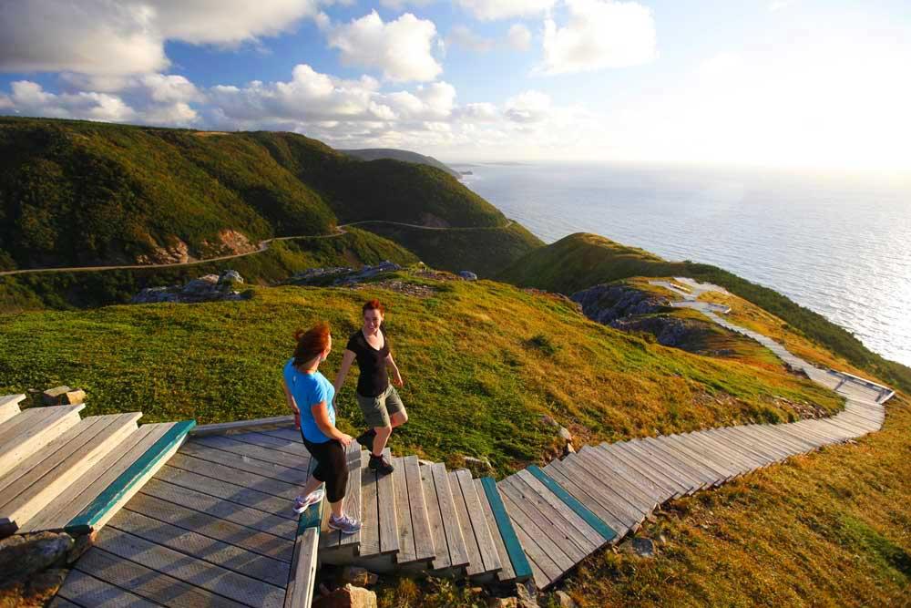 Cape Breton Island Is The Best Scenery In Canda