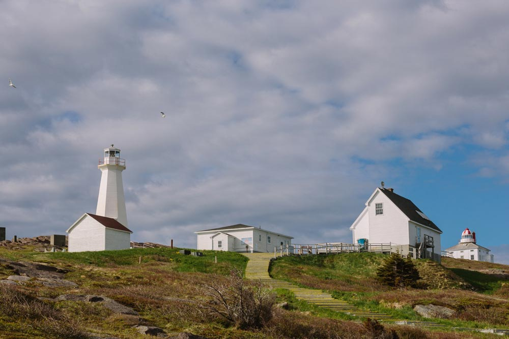 Cape Spear Lighthouse National Historic Site of Canada (Photo: Parks Canada)