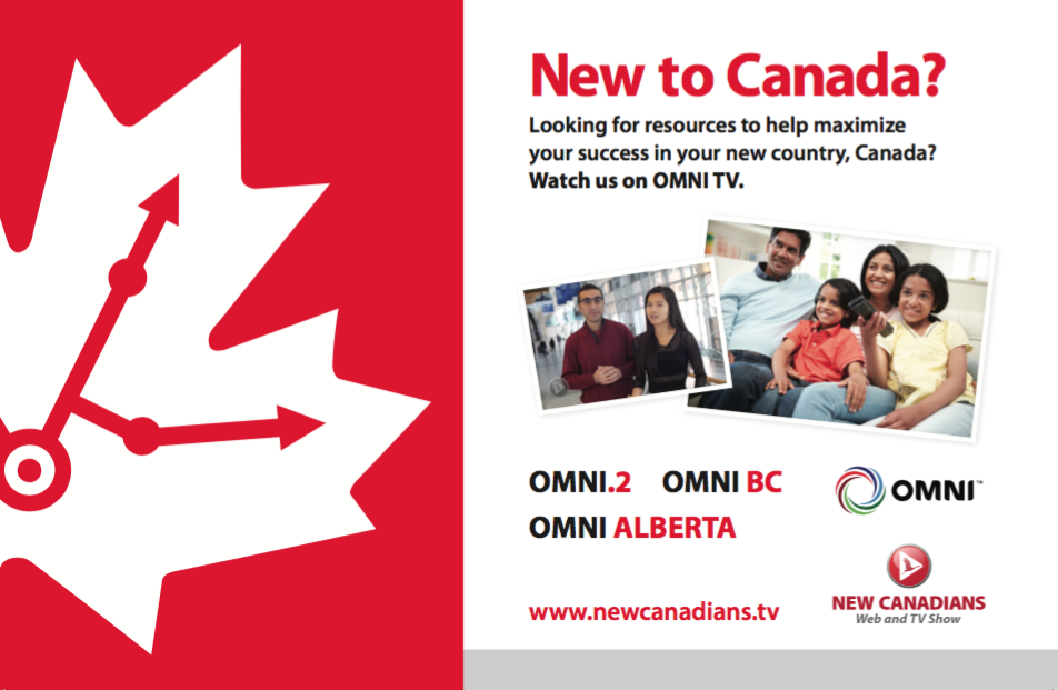 New Canadians - Season 2