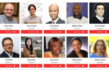 Cast your vote for RBC Top 25 Canadian Immigrant Awards
