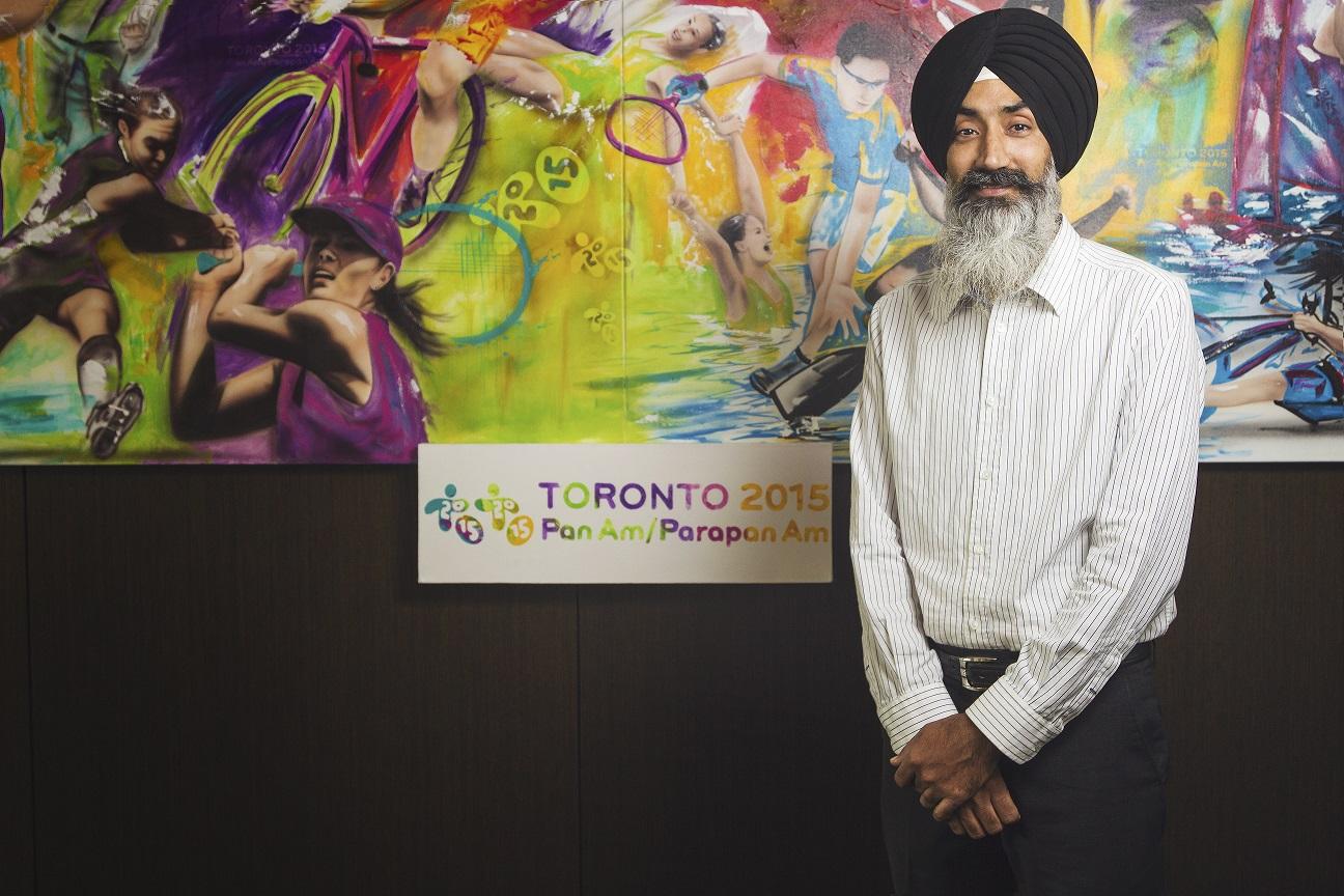 An immigrant success story: Gurpreet Bajwa