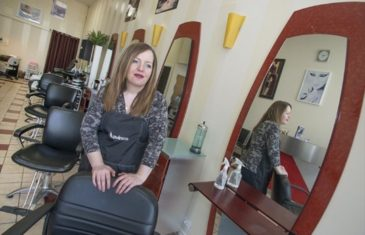 Mari makes her mark on beauty business