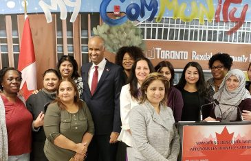 New pilot to support visible minority newcomer women