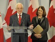 Syrian refugees Resettlement Press Conference