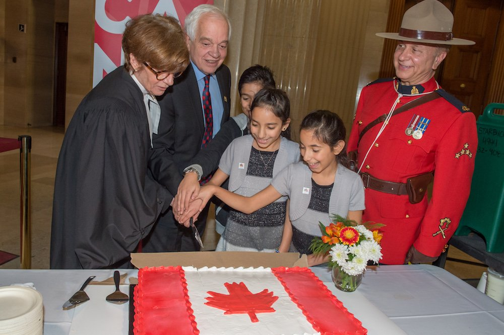 Celebrate Canada Day with citizenship events