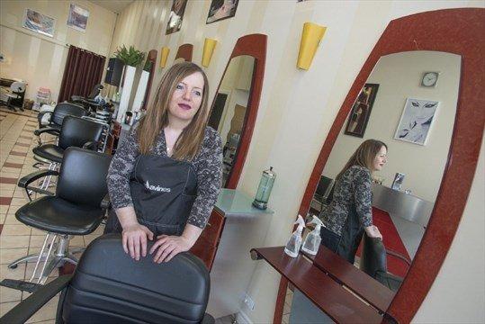 Mari makes her mark on beauty business