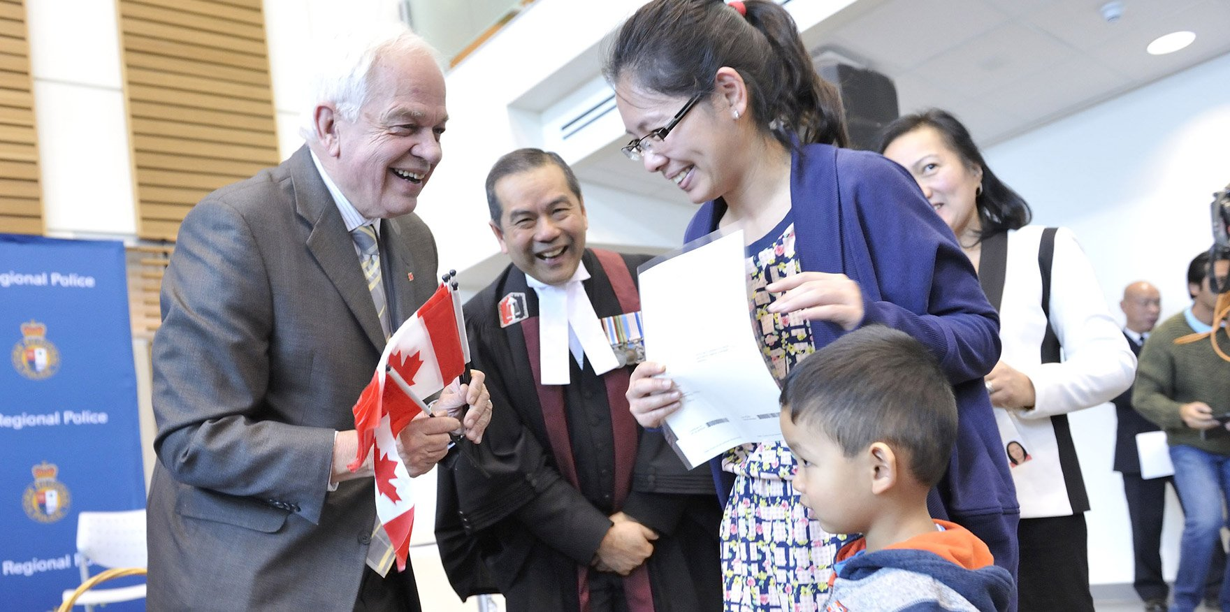 Proposed changes in the Canadian Citizenship Act