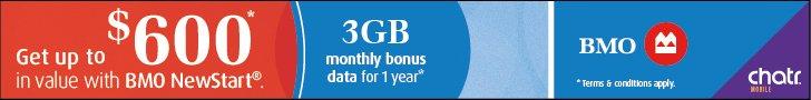 BMO Lower Funnel web banner