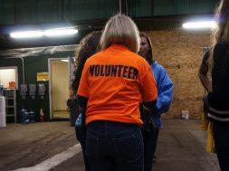 Volunteering – NCM