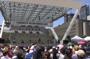 Celebrating immigrants and community at Toronto Newcomer Day 2018