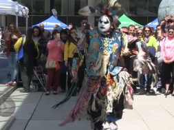 Celebrating Toronto's rainbow of cultures on Newcomer Day 2017