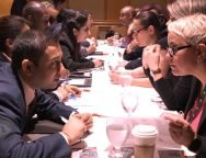 Speed Mentoring Marathon – The fast track to mentorship