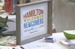 Welcoming Hamilton's newcomers!