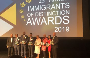Calgary's Immigrants of Distinction Awards: A toast to resilience