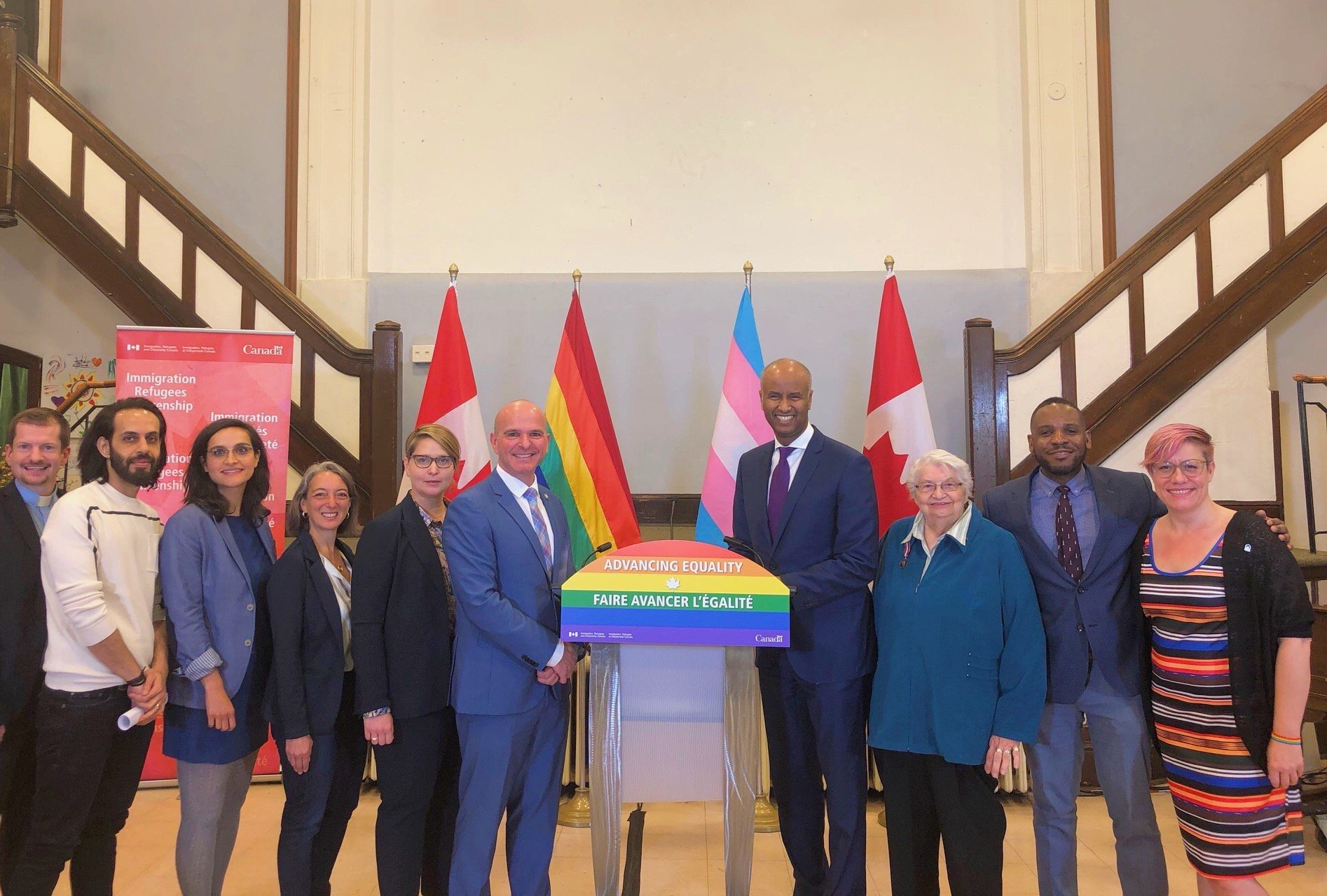 Rainbow Refugee Assistance Partnership, Canada's new way to support LGBTQ refugees