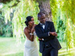Marilene and Otis wedding