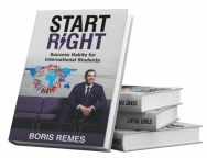 Boris Remes – Start Right for International Students