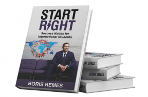 Boris Remes – Start Right for International Students
