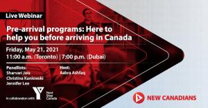 Immigrating to Canada - Webinar